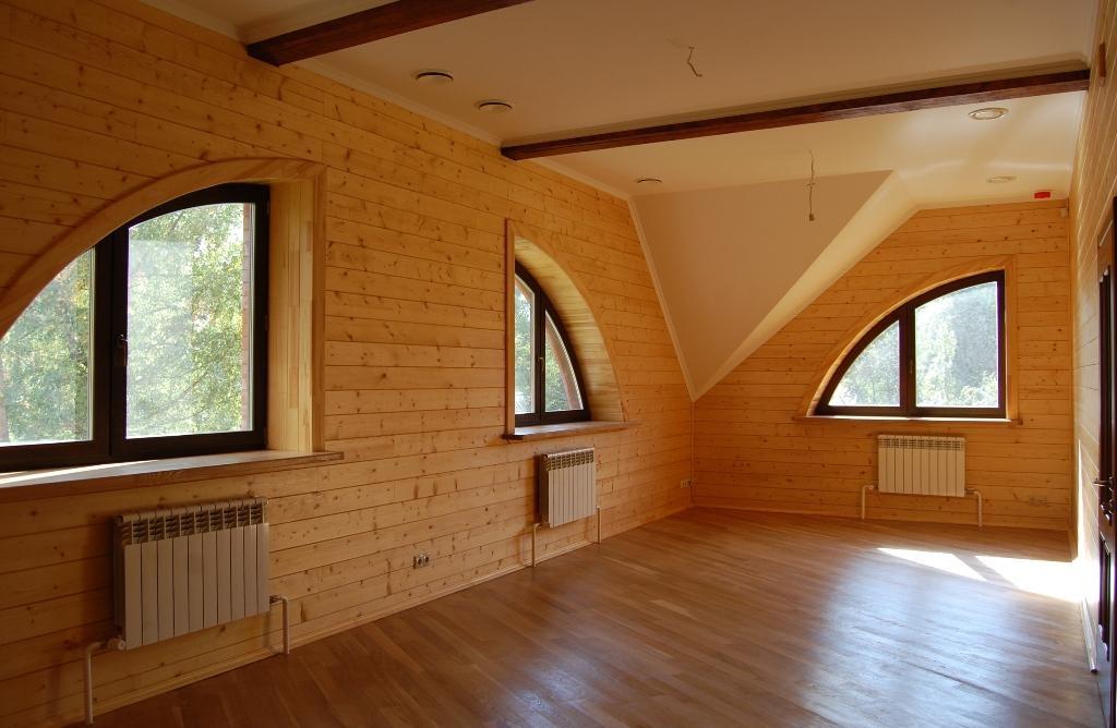 Ремонты частных домов фото внутри